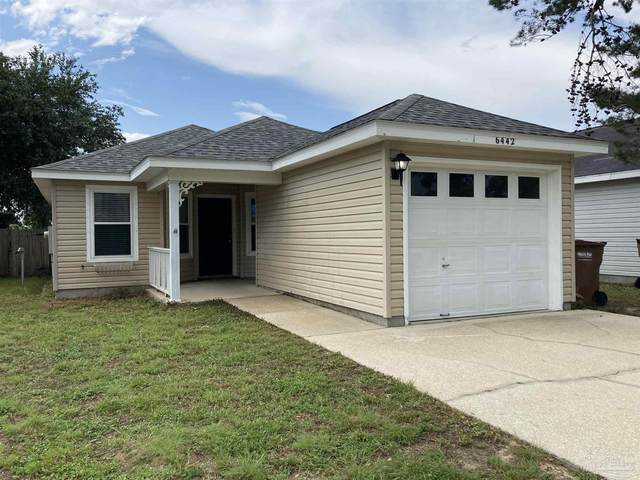 6442 Watermark Cv, Gulf Breeze, FL 32563 (MLS #591493) :: The Kathy Justice Team - Better Homes and Gardens Real Estate Main Street Properties