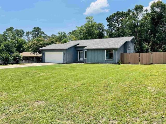 2105 Oakstream Cir, Pensacola, FL 32526 (MLS #591494) :: The Kathy Justice Team - Better Homes and Gardens Real Estate Main Street Properties