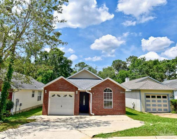 5835 Creek Station Dr, Pensacola, FL 32503 (MLS #591496) :: The Kathy Justice Team - Better Homes and Gardens Real Estate Main Street Properties