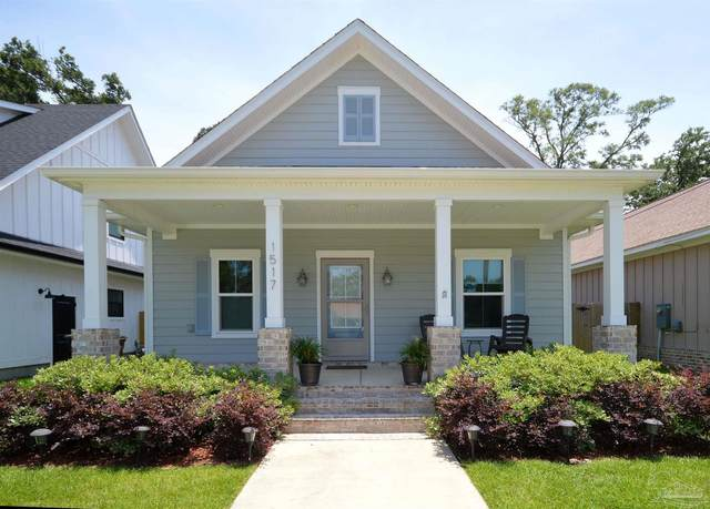 1517 E Fisher St, Pensacola, FL 32503 (MLS #591502) :: Connell & Company Realty, Inc.