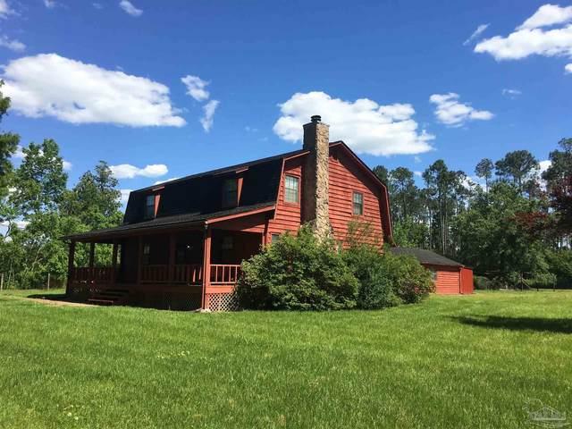 1381 Ridge Way Rd, Cantonment, FL 32533 (MLS #591510) :: Crye-Leike Gulf Coast Real Estate & Vacation Rentals