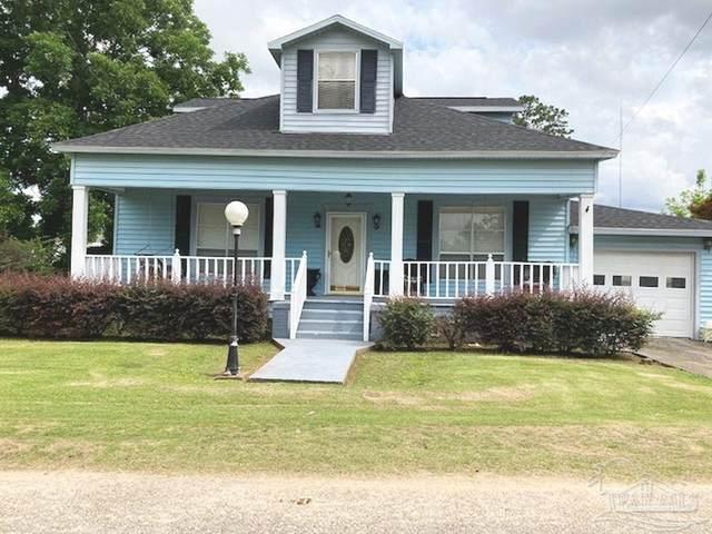 22 Oak St, Uriah, AL 36480 (MLS #591518) :: Coldwell Banker Coastal Realty