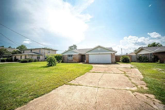 1257 Redwood Ln, Gulf Breeze, FL 32563 (MLS #591543) :: Coldwell Banker Coastal Realty