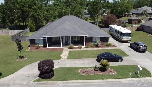 1046 Yellowstone Pass, Cantonment, FL 32533 (MLS #591570) :: Connell & Company Realty, Inc.