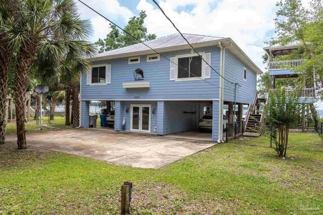 6885 Santa Clara Dr, Navarre, FL 32566 (MLS #591573) :: Connell & Company Realty, Inc.