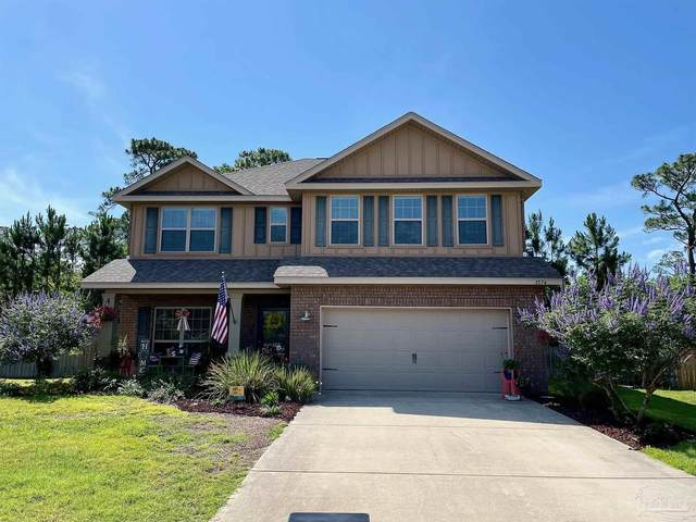 1574 Ripple Ct, Gulf Breeze, FL 32563 (MLS #591592) :: Connell & Company Realty, Inc.