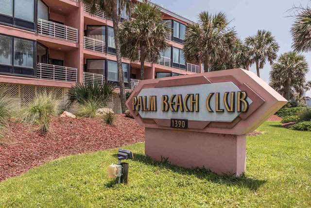 1390 Ft Pickens Rd #223, Pensacola Beach, FL 32561 (MLS #591593) :: Coldwell Banker Coastal Realty