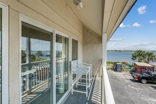 336 Ft Pickens Rd E206, Pensacola Beach, FL 32561 (MLS #591613) :: Connell & Company Realty, Inc.