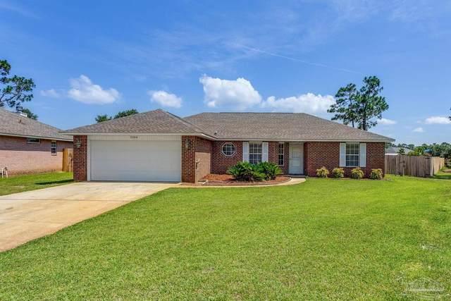3304 Tiller Ct, Pensacola, FL 32507 (MLS #591614) :: Coldwell Banker Coastal Realty
