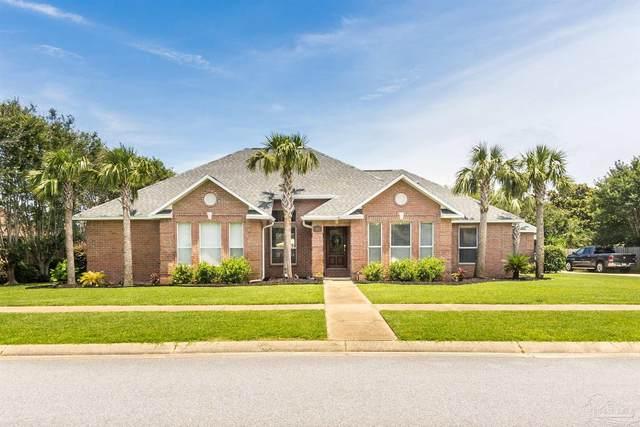 1080 Kelton Blvd, Gulf Breeze, FL 32563 (MLS #591621) :: Coldwell Banker Coastal Realty