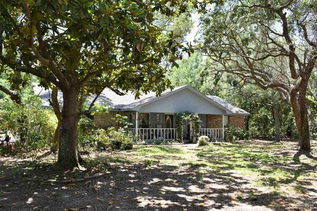 4345 Hickory Shores Blvd, Gulf Breeze, FL 32563 (MLS #591624) :: Connell & Company Realty, Inc.