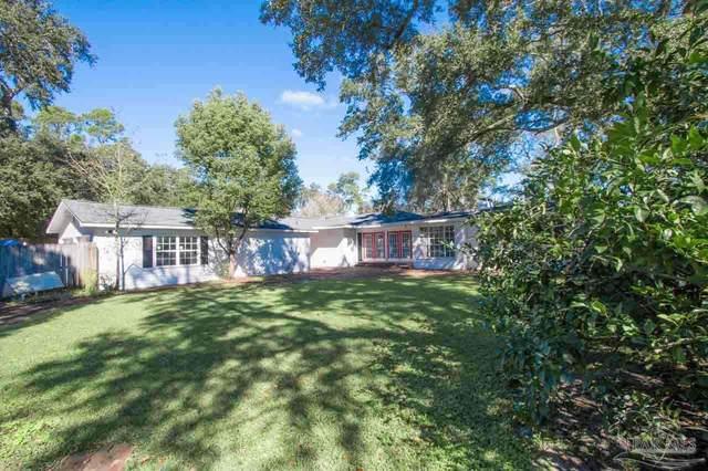 15 Lakeside Dr, Pensacola, FL 32507 (MLS #591625) :: Crye-Leike Gulf Coast Real Estate & Vacation Rentals