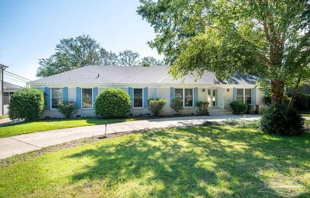8911 Burning Tree Rd, Pensacola, FL 32514 (MLS #591652) :: Crye-Leike Gulf Coast Real Estate & Vacation Rentals
