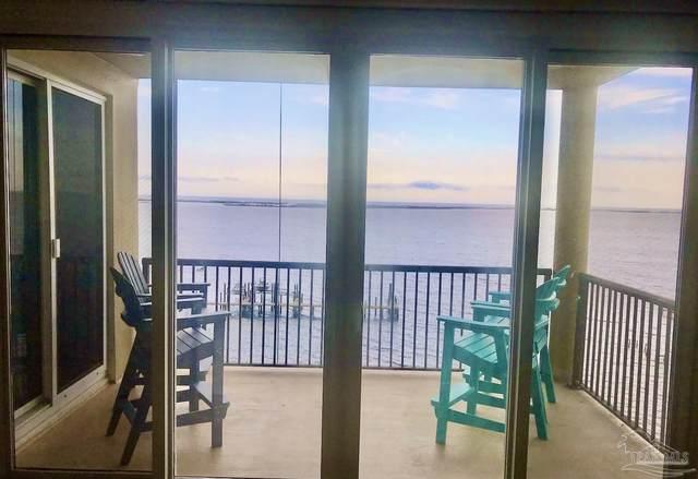 10335 Gulf Beach Hwy #607, Pensacola, FL 32507 (MLS #591660) :: Coldwell Banker Coastal Realty