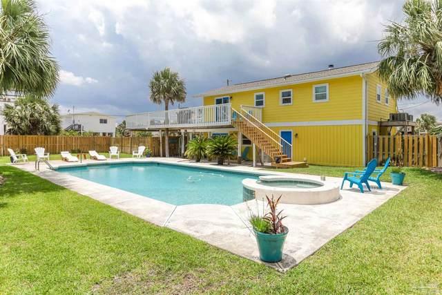 900 Largo Dr, Pensacola Beach, FL 32561 (MLS #591661) :: Coldwell Banker Coastal Realty