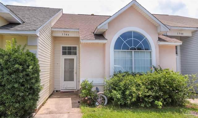 1346 Redwood Ln, Gulf Breeze, FL 32563 (MLS #591665) :: Coldwell Banker Coastal Realty