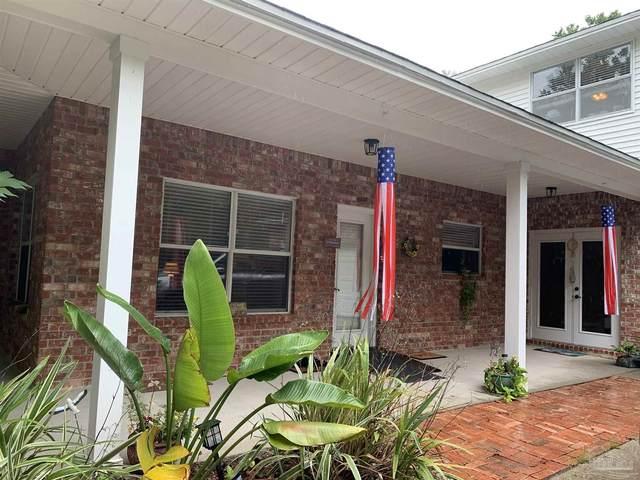 1708 Beaver Pond Rd, Gulf Breeze, FL 32563 (MLS #591694) :: Levin Rinke Realty