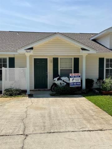 9647 Cobblebrook Dr, Pensacola, FL 32506 (MLS #591695) :: Coldwell Banker Coastal Realty