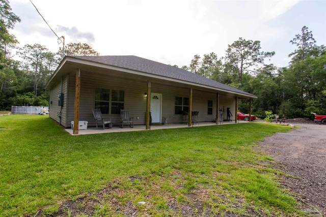 5119 Pine Berry Rd, Milton, FL 32583 (MLS #591706) :: Connell & Company Realty, Inc.