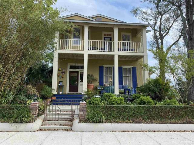 1005 E Jackson St, Pensacola, FL 32501 (MLS #591707) :: The Kathy Justice Team - Better Homes and Gardens Real Estate Main Street Properties