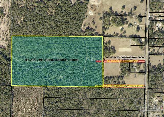 7000 Pine Blossom Rd, Milton, FL 32570 (MLS #591717) :: Connell & Company Realty, Inc.