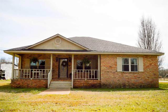 1386 Mccullough Rd, Atmore, AL 36502 (MLS #591718) :: Connell & Company Realty, Inc.