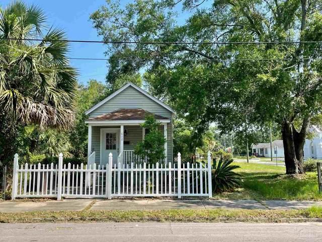 602 W Jackson St, Pensacola, FL 32501 (MLS #591726) :: Vacasa Real Estate