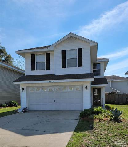 6370 Cottage Woods Dr, Milton, FL 32570 (MLS #591729) :: Connell & Company Realty, Inc.