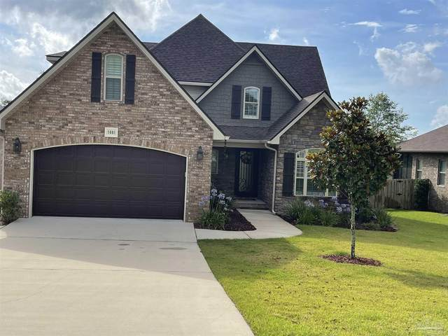 5605 Silverbell Ct, Pensacola, FL 32526 (MLS #591740) :: Connell & Company Realty, Inc.