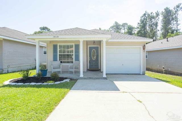 7870 Heirloom Dr, Pensacola, FL 32514 (MLS #591755) :: Connell & Company Realty, Inc.