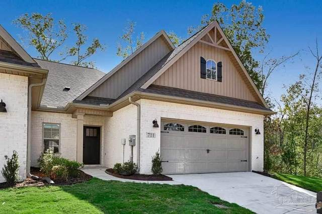 711 Canary Ln, Cantonment, FL 32533 (MLS #591771) :: Connell & Company Realty, Inc.