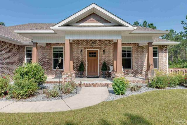 2272 Buffalo Creek Dr, Pace, FL 32571 (MLS #591777) :: Connell & Company Realty, Inc.