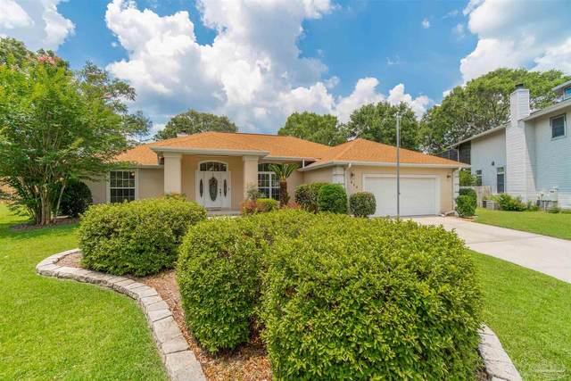 315 Fern Pointe Ln, Pensacola, FL 32505 (MLS #591782) :: Crye-Leike Gulf Coast Real Estate & Vacation Rentals
