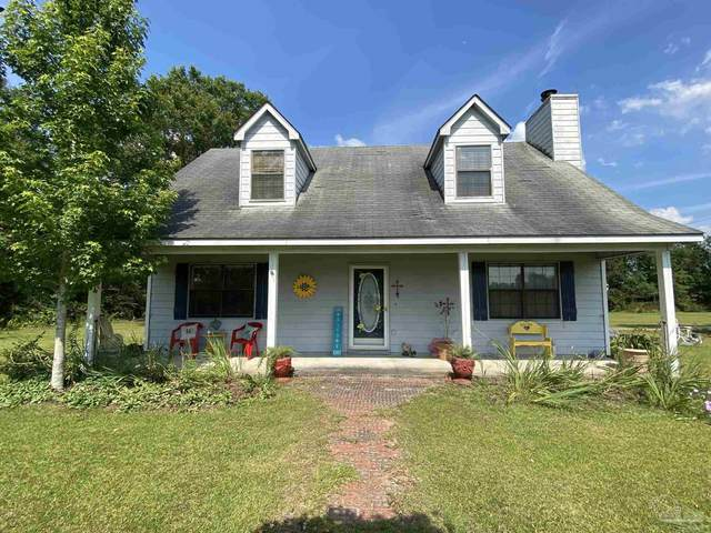 550 Snider Rd, Brewton, AL 36426 (MLS #591786) :: Connell & Company Realty, Inc.