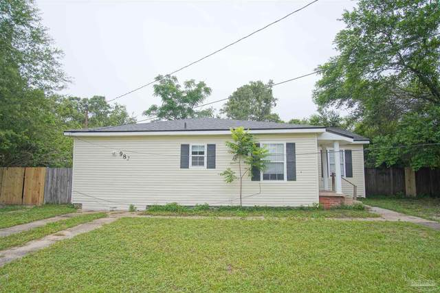 982 Sawyer St, Pensacola, FL 32534 (MLS #591787) :: Connell & Company Realty, Inc.