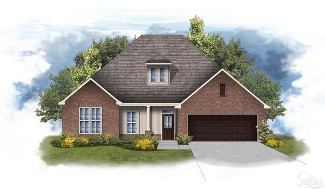 5706 Oak Haven Ln, Gulf Breeze, FL 32563 (MLS #591791) :: Levin Rinke Realty