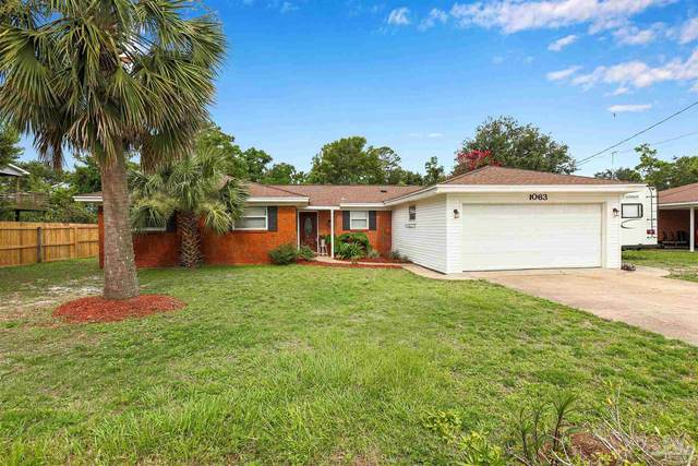 1063 Circle Ln, Gulf Breeze, FL 32563 (MLS #591794) :: Connell & Company Realty, Inc.