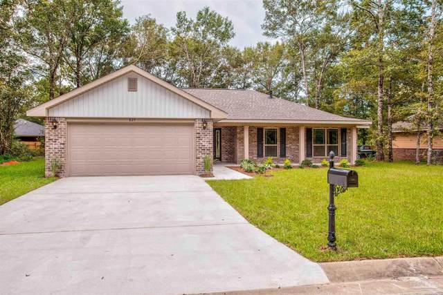 6309 Embers Ridge Dr, Pensacola, FL 32526 (MLS #591803) :: Connell & Company Realty, Inc.