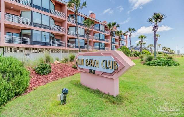 1390 Ft Pickens Rd #126, Pensacola Beach, FL 32561 (MLS #591812) :: Connell & Company Realty, Inc.
