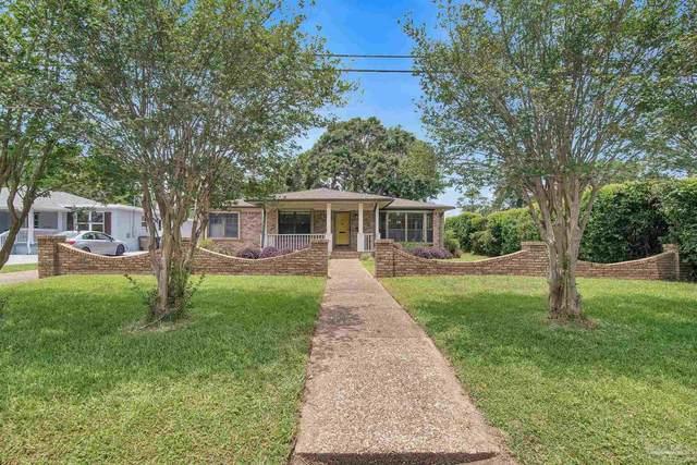 1660 E Hayes St, Pensacola, FL 32503 (MLS #591828) :: Levin Rinke Realty