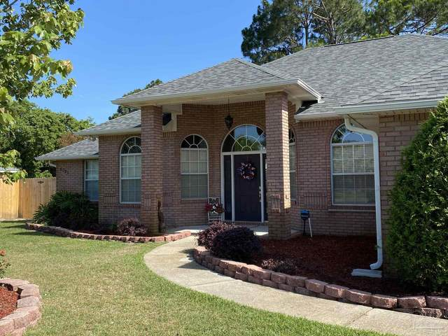 6701 Sea Gate Dr, Navarre, FL 32566 (MLS #591830) :: Connell & Company Realty, Inc.