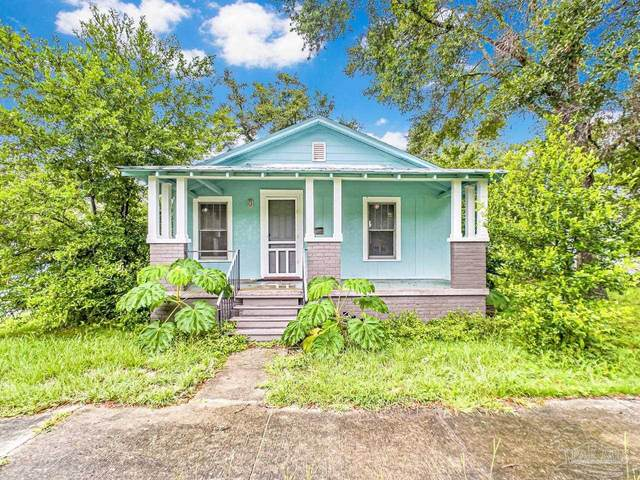 1620 W Gregory St, Pensacola, FL 32502 (MLS #591834) :: Connell & Company Realty, Inc.