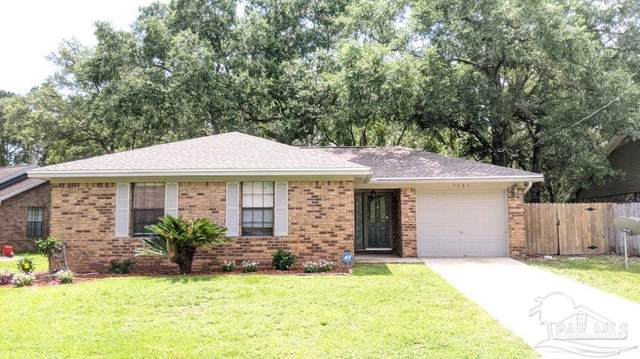 7683 Old Hickory Dr, Pensacola, FL 32507 (MLS #591839) :: Connell & Company Realty, Inc.