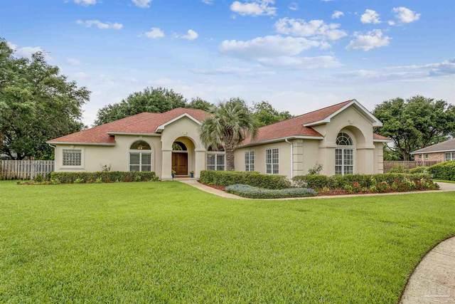 1115 Mary Fox Ct, Gulf Breeze, FL 32563 (MLS #591843) :: Crye-Leike Gulf Coast Real Estate & Vacation Rentals