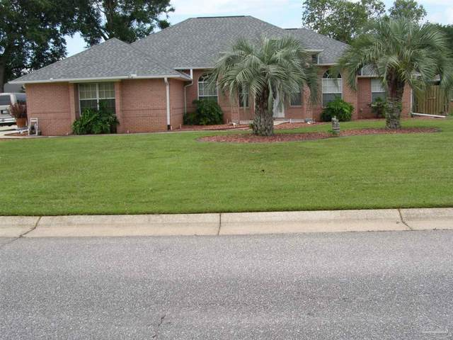4118 Chartwell St, Pace, FL 32571 (MLS #591846) :: Crye-Leike Gulf Coast Real Estate & Vacation Rentals