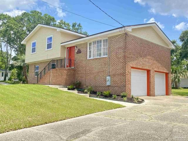 920 N J St, Pensacola, FL 32501 (MLS #591850) :: Levin Rinke Realty
