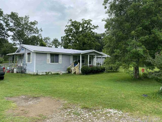 100 River Annex Rd, Cantonment, FL 32533 (MLS #591863) :: Connell & Company Realty, Inc.