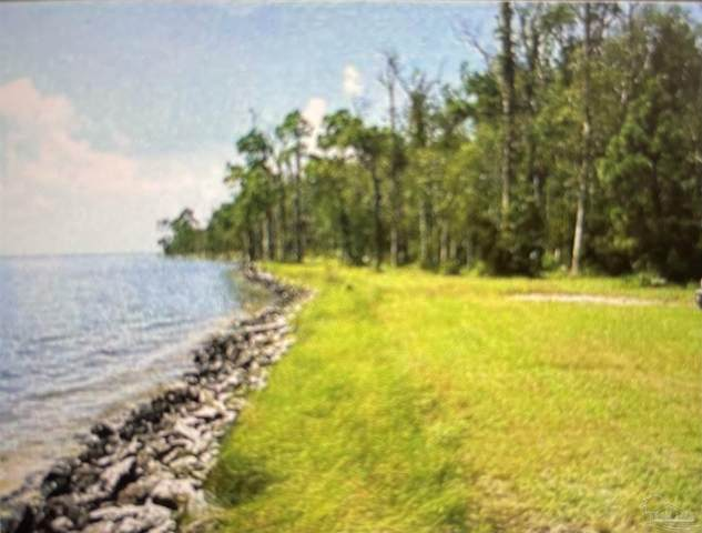 2022 Garcon Point Rd, Milton, FL 32583 (MLS #591864) :: The Kathy Justice Team - Better Homes and Gardens Real Estate Main Street Properties