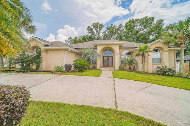 1013 Black Walnut Trl, Pensacola, FL 32514 (MLS #591920) :: Levin Rinke Realty