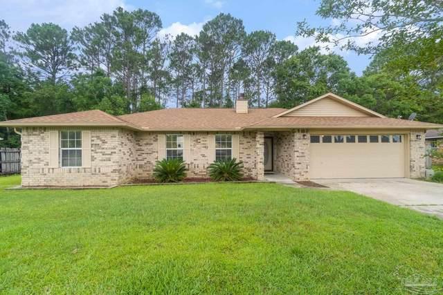 2079 Silverado Ct, Pensacola, FL 32506 (MLS #591935) :: Connell & Company Realty, Inc.